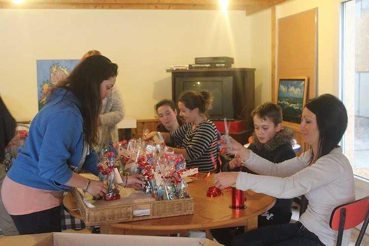 Venue du Père Noël <br/> chez Équi 22 12355089982231771848964735042302n